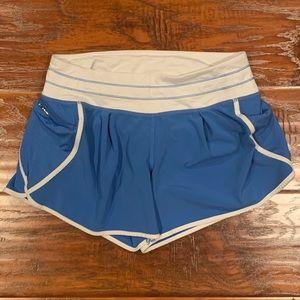 •LULULEMON• Blue Activewear Shorts